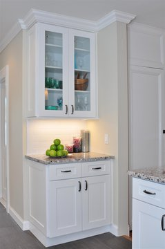 Florence Kitchen Cabinets White